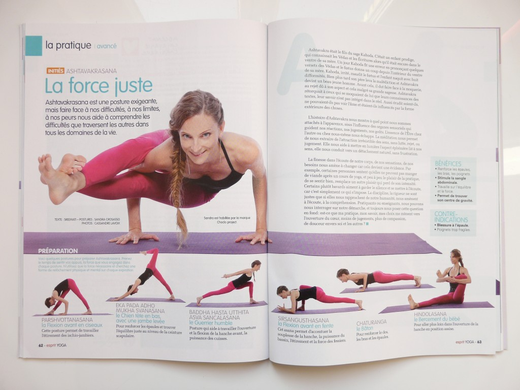 Esprit Yoga Nov-Dec 2014
